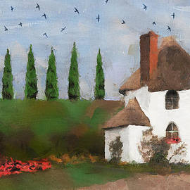 Greg Collins - Country Cottage