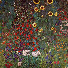 Celestial Images - Country Garden with Sunflowers
