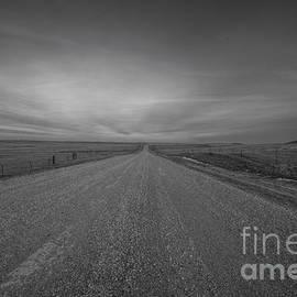 Steve Triplett - A Country Road of South Dakota