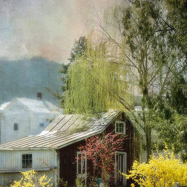 Kathy Jennings - Country Spring Cottage
