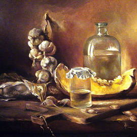 Mikhail Savchenko - Countryside Still Life 2