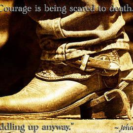Lincoln Rogers - Courage via John Wayne
