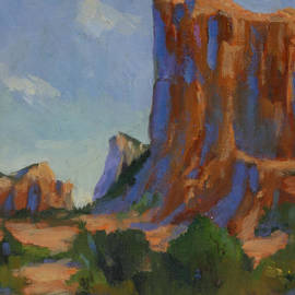 Maria Hunt - Courthouse Rock II