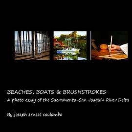 Joseph Coulombe - Cover Beaches Boats and Brushes