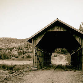 Mountain Dreams - Covered Bridge in Vermont