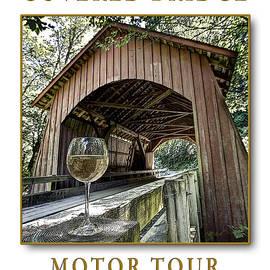 David Rigg - Covered Bridge Poster