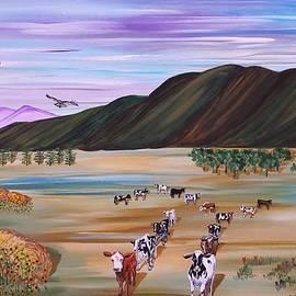 Mike Nahorniak - Cow 3.14159265