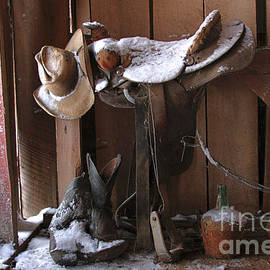 Pam Carter - Cowboy Boots Large Print
