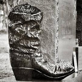 Angela Bonilla - Cowboy Grave