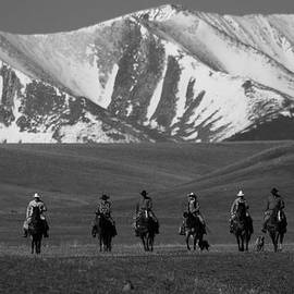 Richard Cheski - Cowboy Ride