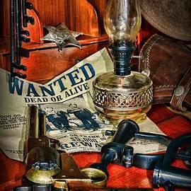 Paul Ward - Cowboy - The Sheriff