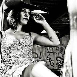 Stwayne Keubrick - Cowgirl of dawn
