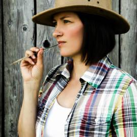 Sophie Vigneault - Cowgirl