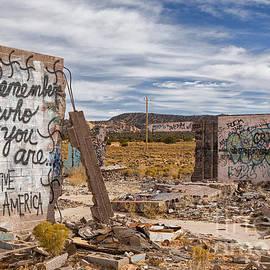 Jerry Fornarotto - Cowtown Arizona Graffiti