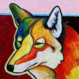 Joe  Triano - Coyote Portrait