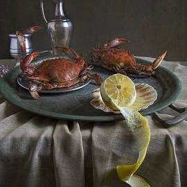 Elena Nosyreva - Crabs For Dinner