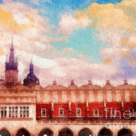 Mo T - Cracow Cloth Hall