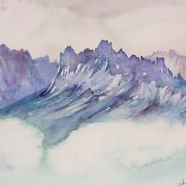 Carolyn Doe - Craggy Peaks