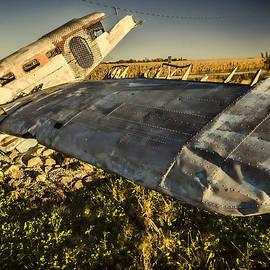 Sven Brogren - Crashed Plane Parts