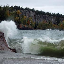 James Peterson - Crashing Autumn Waves