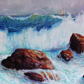 Philip Lee - Crashing Surf