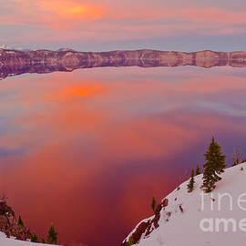 Nick  Boren - Crater Lake 1