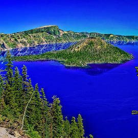 Bob and Nadine Johnston - Crater Lake National Park