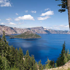 Diane Schuster - Crater Lake National Park