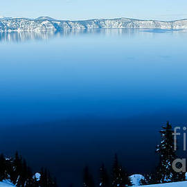 Nick  Boren - Crater Lake Pano