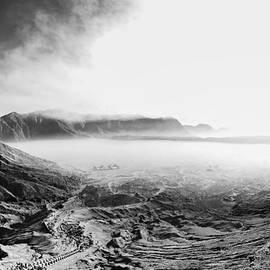 Hakai Matsu - Crater of Bromo