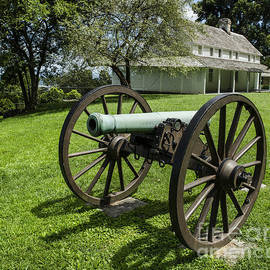 Paul Mashburn - Cravens House Cannon