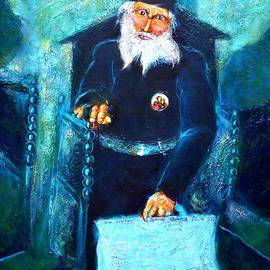 Ion vincent DAnu - Greek Orthodox Monk
