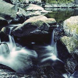 James Daniels  - creek rock falls