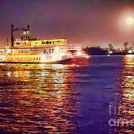 Kent Taylor - Creole Queen under the moon
