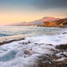 Milan Gonda - Cretan Rocky Coast