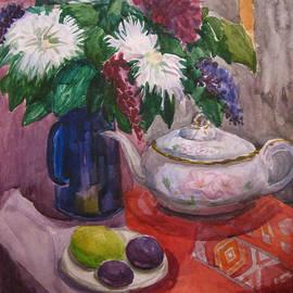 Svetlana Ivanova - Cretian tea break