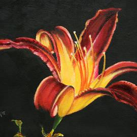Jimmie Bartlett - Crimson Lily