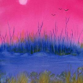 Brenda Owen - Crimson Sky