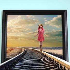 Nina Bradica - Crossing Over