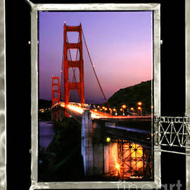 Heather Harris - Crossing the Golden Gate