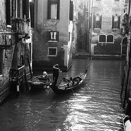 Ildar Youssoupov - Crossroad in Venice