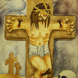 Daniel P Cronin - Crucifixion