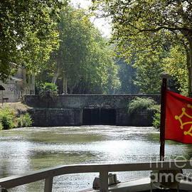 Cruising le Canal du Midi