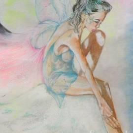 Sandra Valentini - Crystal Ice Fairy