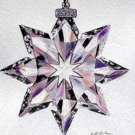 Cathy Jourdan - Crystal Ornament
