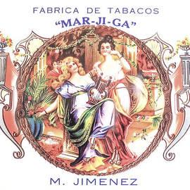 Jo Ann Tomaselli - Cuban Mar Ji Ga. Cigars Image Art