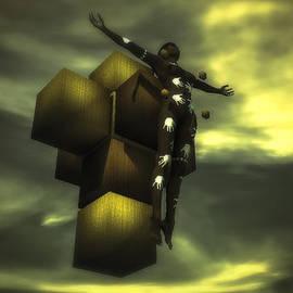 Ramon Martinez - Cube cross