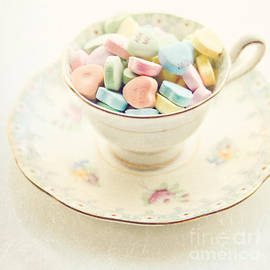 Sylvia Cook - Cup Of Love- Valentine Candy