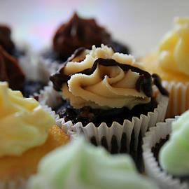 Katie Wing Vigil - Cupcakes