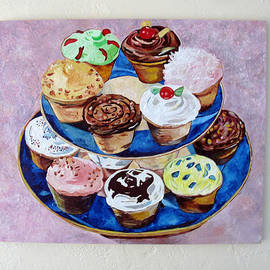 Marianne Clancy - Cupcakes